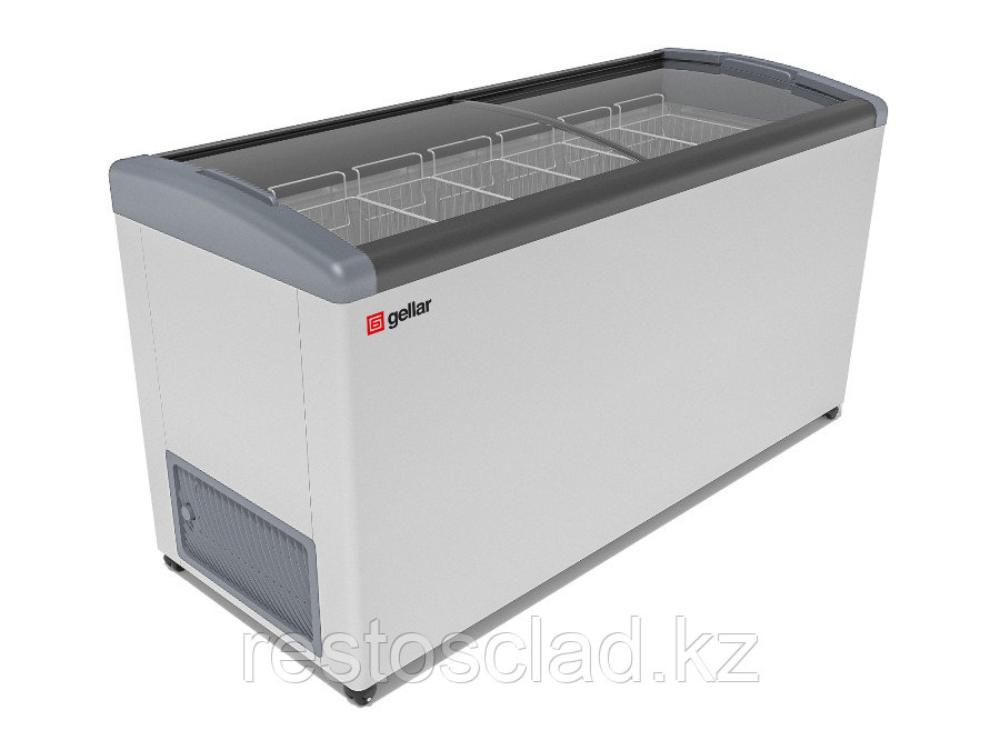 Ларь морозильный GELLAR FG 600 E серый