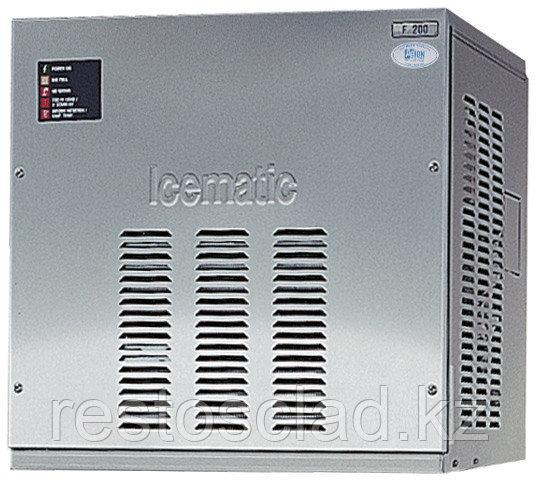 Льдогенератор ICEMATIC F200 А без бункера для льда