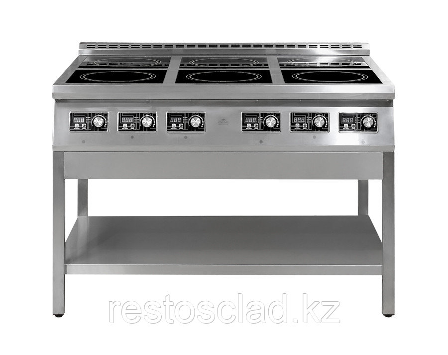 Плита индукционная Luxstahl ПИ 6-912