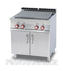 Плита электрическая LOTUS TP-78ET сплошная поверхность нагрева, без жарочного шкафа (серия 70)