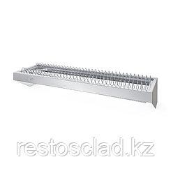 Полка настенная для сушки посуды ПКТ-950 (на 35 тарелок)