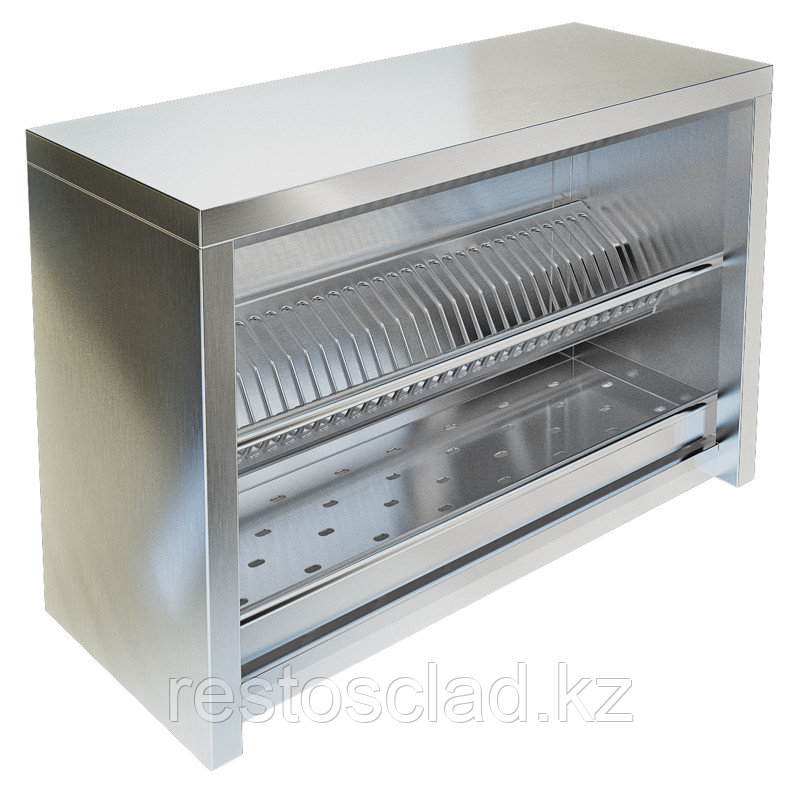 Полка-шкаф для сушки посуды ТЕХНО-ТТ ПН-321/900