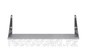 Полка настенная сплошная Luxstahl ПНК 12/3