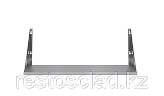 Полка настенная сплошная Luxstahl ПНК 9/3