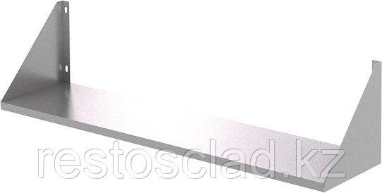 Полка настенная сплошная CRYSPI ПК 600/300