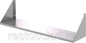 Полка настенная сплошная CRYSPI ПК 1200/300
