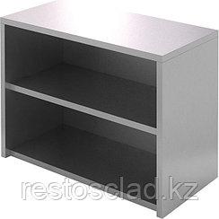 Полка-шкаф настенная открытая CRYSPI ПКПО 600/400 (без дверей)