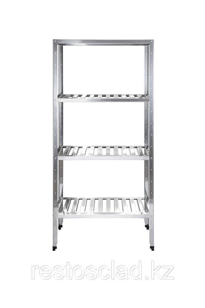 Стеллаж кухонный с решетчатыми полками Luxstahl СРРП-1800*1400*600