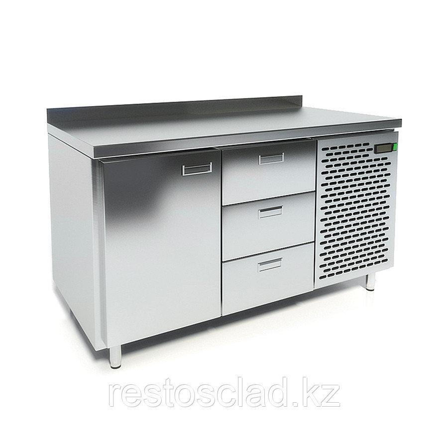 Стол морозильный CRYSPI СШН-3,1 GN-1400