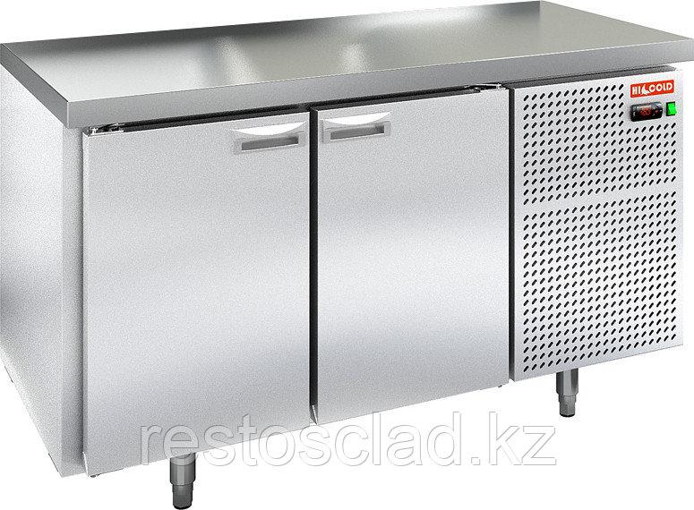 Стол охлаждаемый HICOLD GN 11/TN О без борта