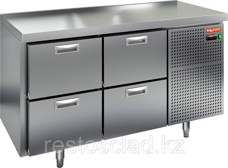 Стол охлаждаемый HICOLD SN 22/TN О без борта