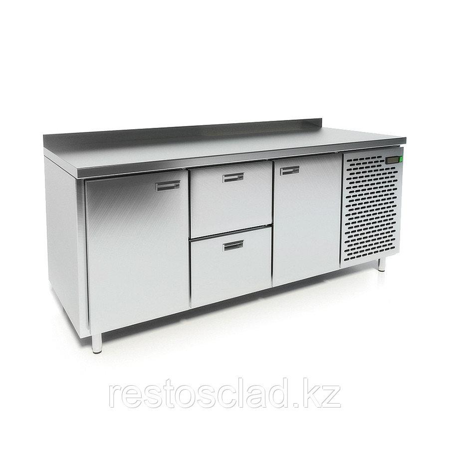 Стол охлаждаемый CRYSPI СШС-2,2 GN-1850