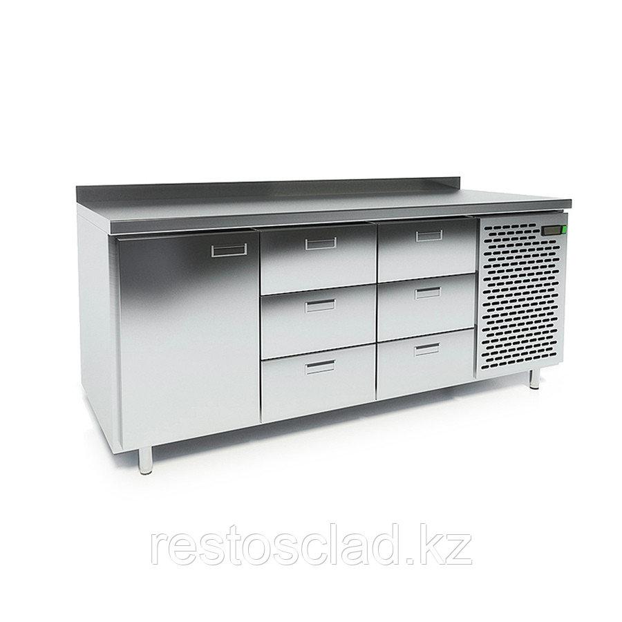 Стол охлаждаемый CRYSPI СШС-6,1 GN-1850