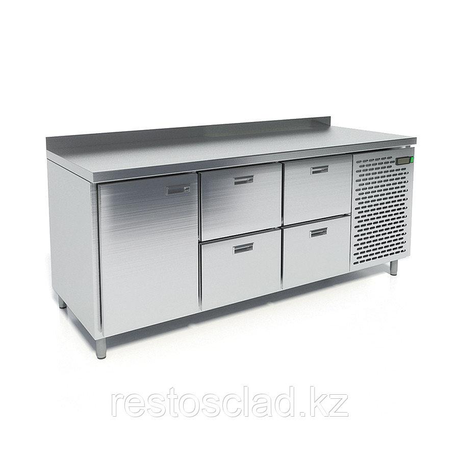 Стол охлаждаемый CRYSPI СШС-4,1 GN-1850