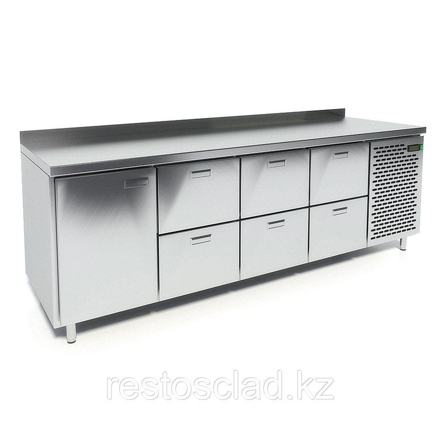 Стол охлаждаемый CRYSPI СШС-6,1 GN-2300