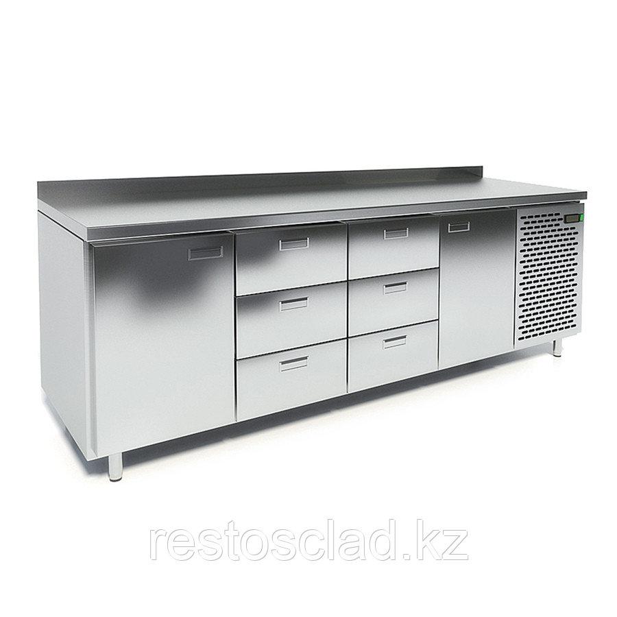 Стол охлаждаемый CRYSPI СШС-6,2-2300