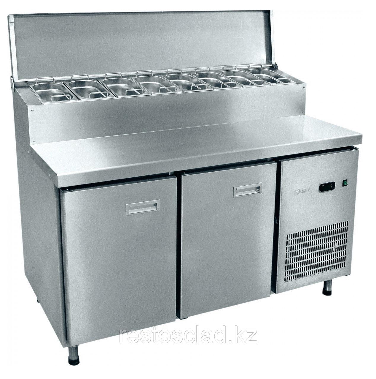 Стол охлаждаемый для пиццы СХС-70-01П
