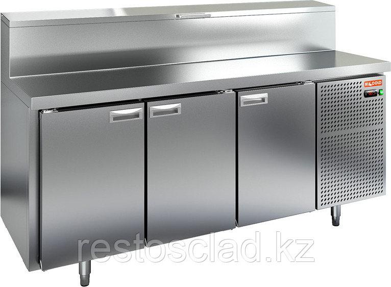 Стол охлаждаемый для пиццы HICOLD PZ2-111GN (1/6H)