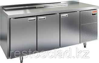 Стол охлаждаемый для салатов SL1-111SN с крышкой