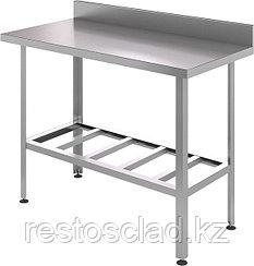 Стол производственный пристенный CRYSRI СРП 600/600/СРПЦ Э оц