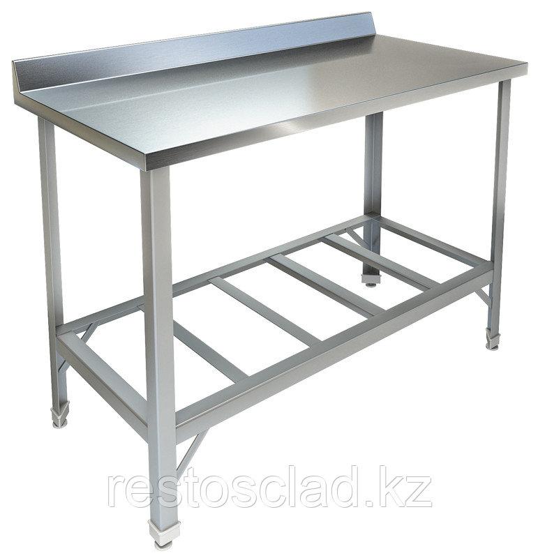 Стол производственный пристенный ТЕХНО-ТТ СПП-911/1500 краш