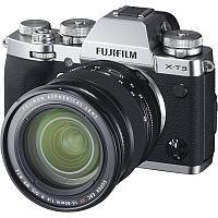 Цифровой фотоаппарат Fujifilm X-T3 kit (16-80mm f/4 R OIS WR) Silver