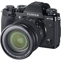 Цифровой фотоаппарат Fujifilm X-T3 kit (16-80mm f/4 R OIS WR) Black