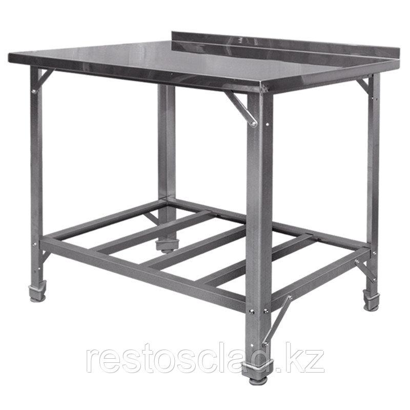 Стол производственный пристенный СПРП-1206 ц