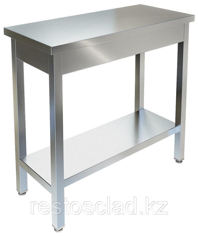 Стол-вставка для тепловой линии ТЕХНО-ТТ СП-833/409Б нерж