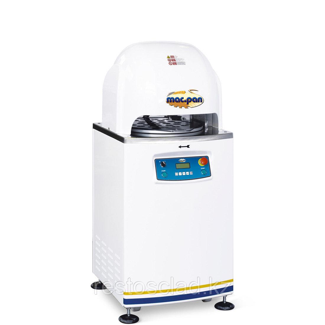Тестоделитель-округлитель автоматический MAC.PAN MSRS AUT 15