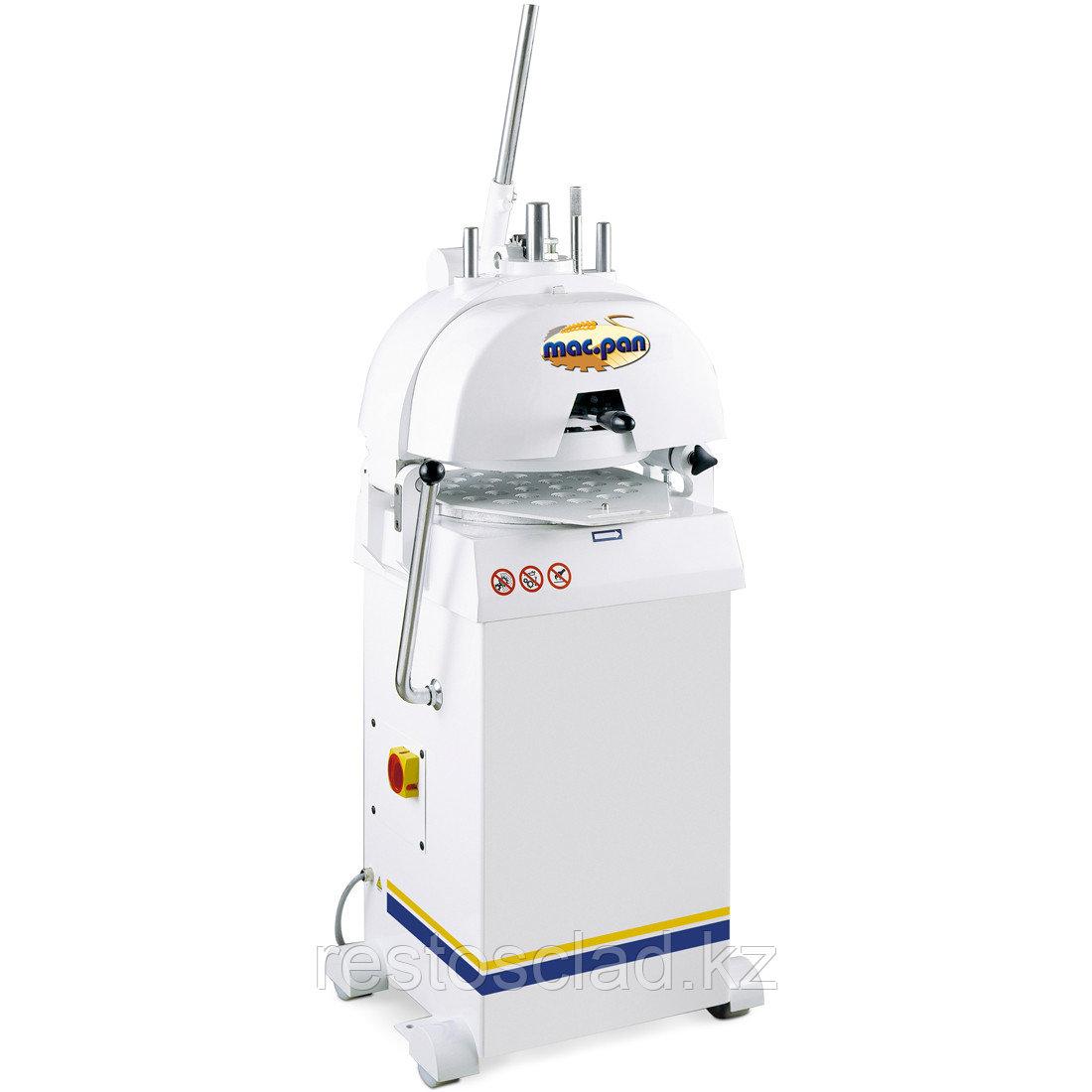 Тестоделитель-округлитель полуавтоматический MAC.PAN MSRS 22