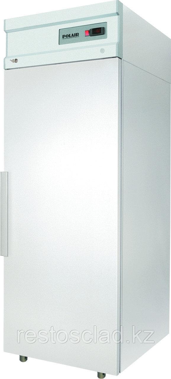 Шкаф морозильный POLAIR ШН-0,5 (СB105-S) (глухая дверь)