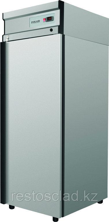 Шкаф морозильный POLAIR ШН-0,7 (СB107-G) (нержавеющая сталь)