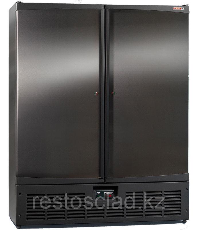 Шкаф морозильный АРИАДА R1400LX (нержавеющая сталь)