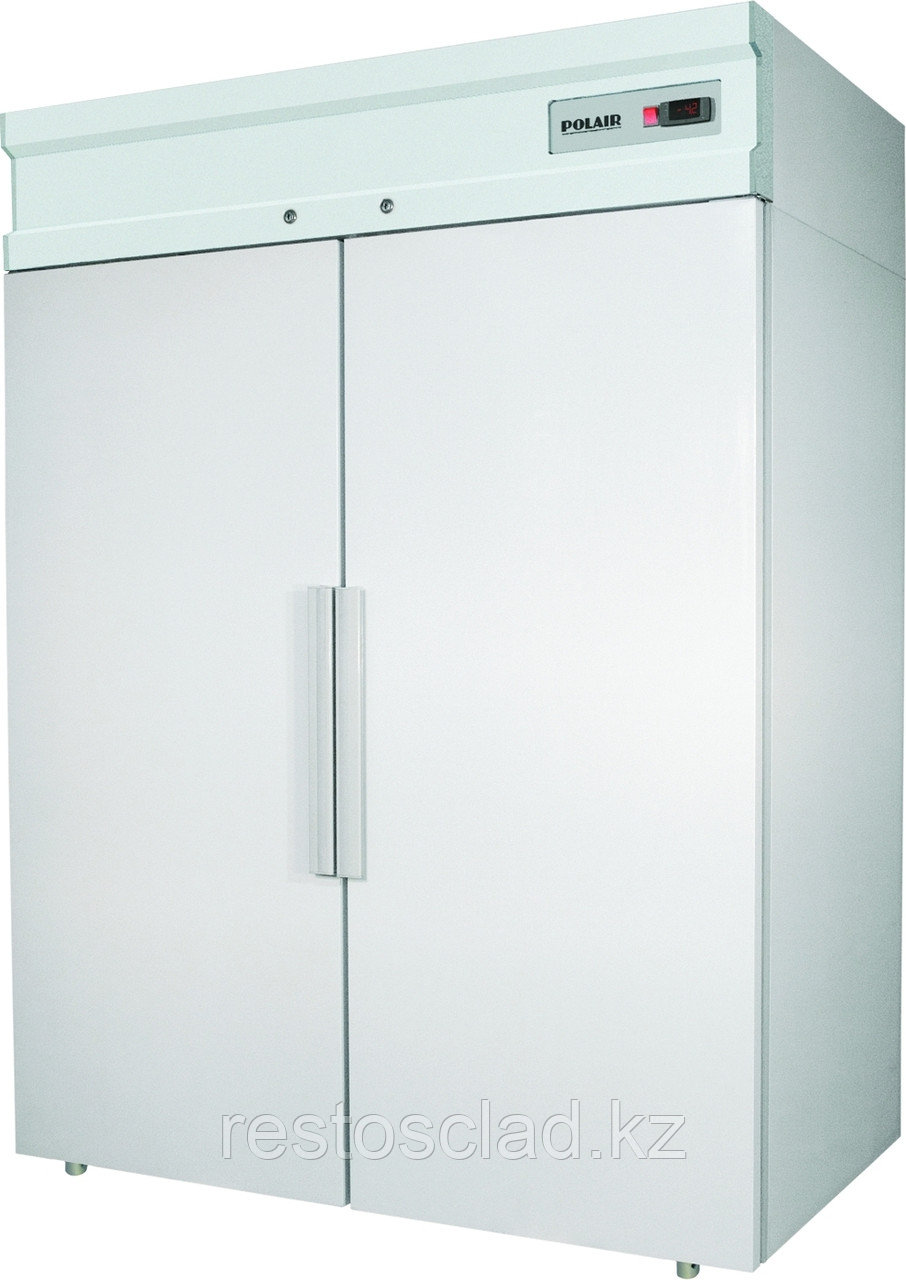 Шкаф морозильный POLAIR ШН-1,4 (СB114-S) (глухие двери)