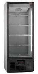 Шкаф морозильный АРИАДА R700LS (стеклянная дверь)