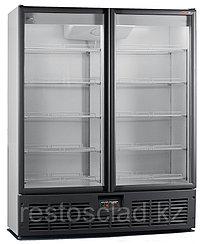 Шкаф универсальный АРИАДА R1400VS (стеклянные двери)