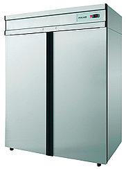 Шкаф холодильный POLAIR ШХ-1,4 (СМ114-G) (нержавеющая сталь)