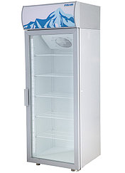 Шкаф холодильный POLAIR ШХ-0,7 ДС (DM107-S) (стеклянная дверь) версия 2.0