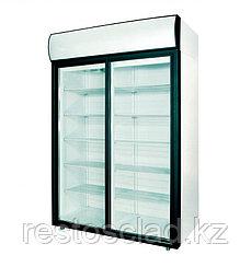 Шкаф холодильный POLAIR ШХ-1.4 купе (DM114Sd-S) версия 2.0