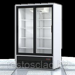 Шкаф холодильный ПРЕМЬЕР ШВУП1ТУ-1,12К (двери-купе)