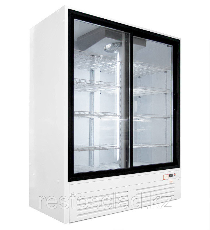 Шкаф холодильный ПРЕМЬЕР ШВУП1ТУ-1,4К С (двери-купе)
