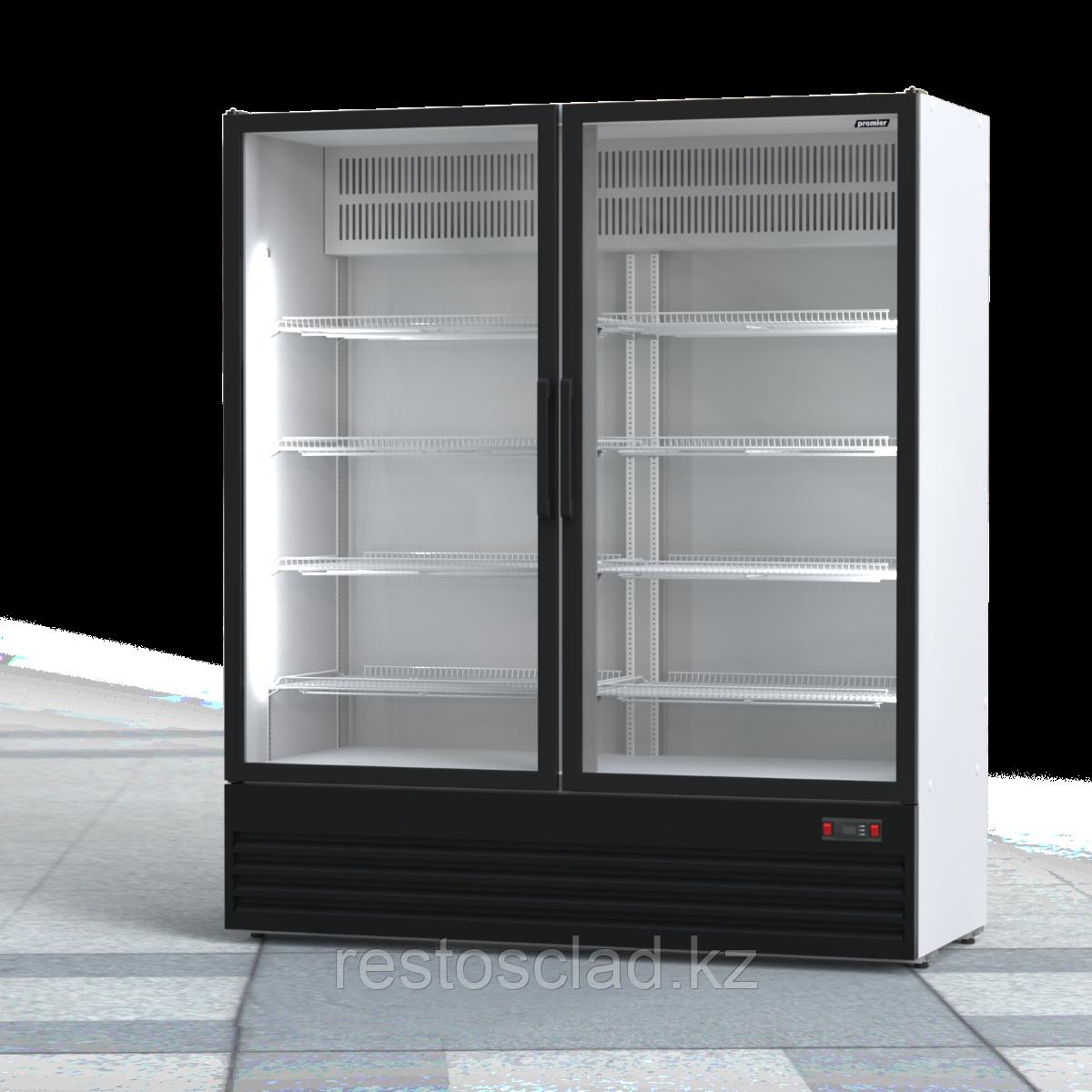 Шкаф холодильный ПРЕМЬЕР ШВУП1ТУ-1,4С С (распашные двери)