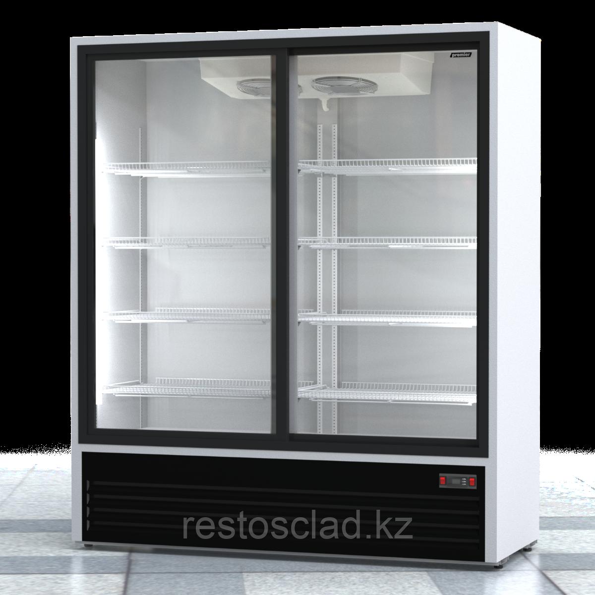 Шкаф холодильный ПРЕМЬЕР ШВУП1ТУ-1,5К (двери-купе)