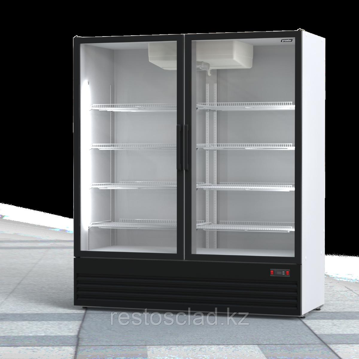 Шкаф холодильный/универсальный ПРЕМЬЕР ШКУП1ТУ-1,6С (распашные двери)