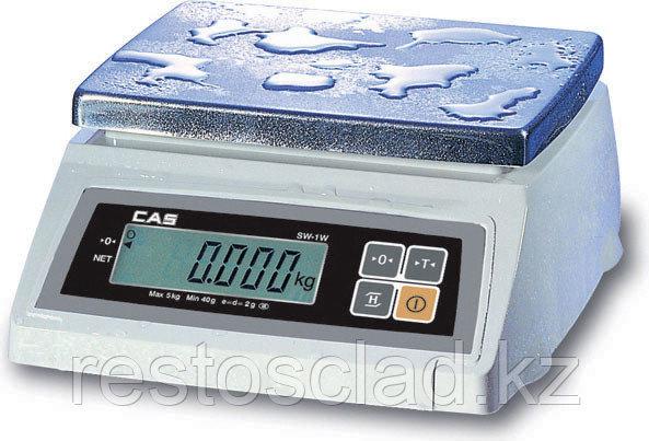 Весы CAS SW-20W