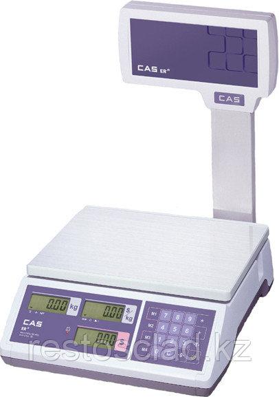 Весы CAS ER JR-15 CBU