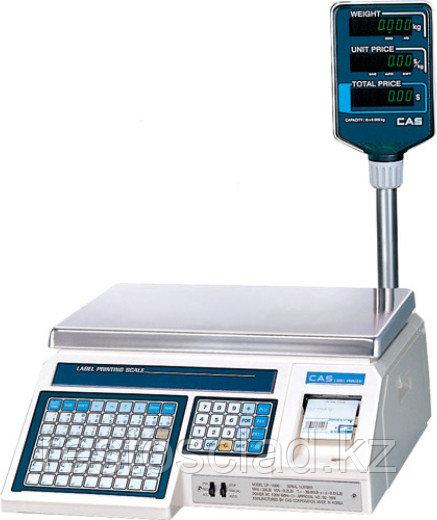 Весы CAS LP-30R(1,6)
