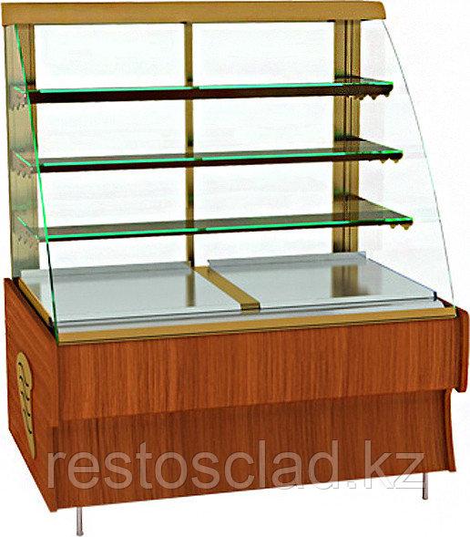 Витрина кондитерская CRYSPI Elegia Premium K 940