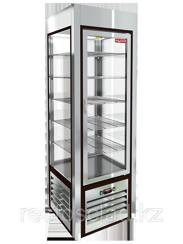 Витрина кондитерская вертикальная HICOLD VRC 350 Sh 284282